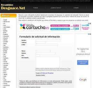 recambiosdesguace.net